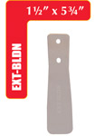 Extractor Blade Narrow