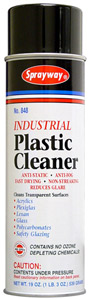 Sprayway Plastic Cleaner SPW848